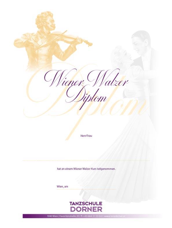 Wiener Walzer Diplom