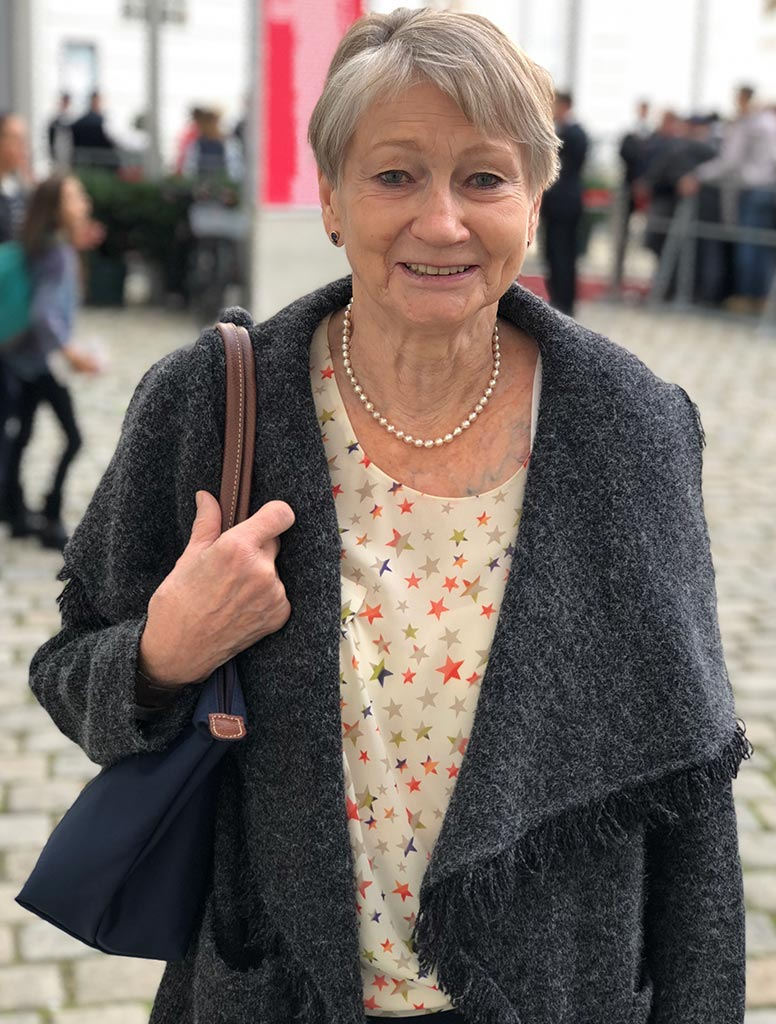 Monika Lemberger - Tanzmeisterin Seniorchefin