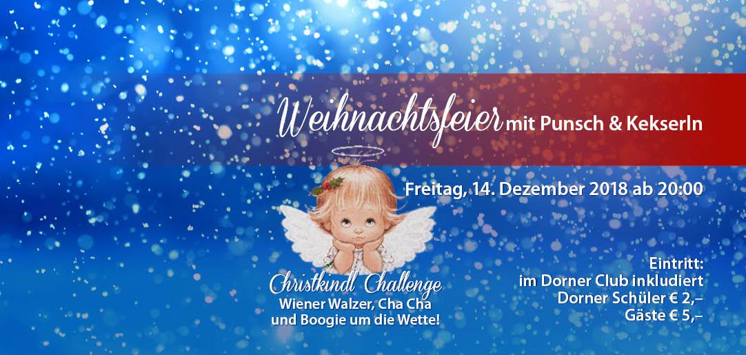 Einladun Wiehnachten 2018