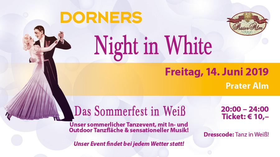 Night in White - Das Sommerfest in Weiß