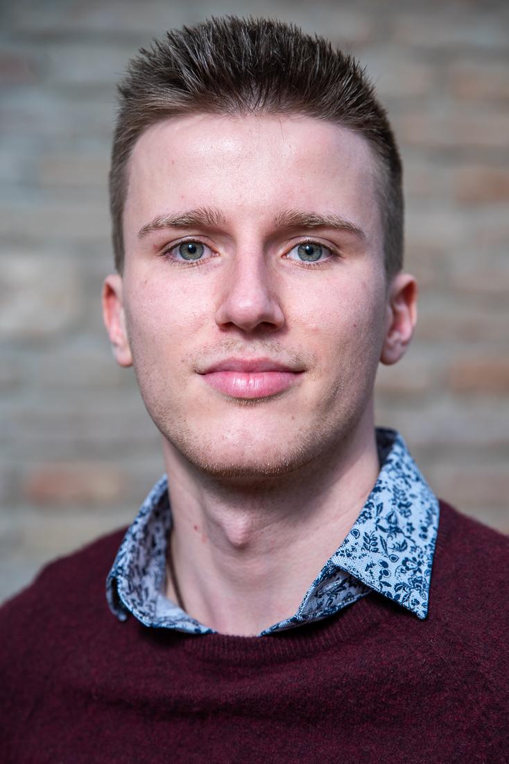 Wendelin Dunst - Tanzlehrer in Ausbildung Jugend & Stepkurse